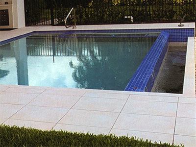 2cm Porcelain Pavers - Beach Beige