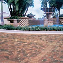 Antiqued Paver